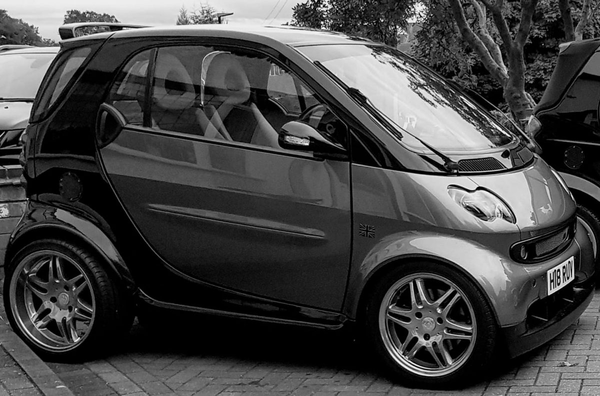 The Real Smart Car Owners Club